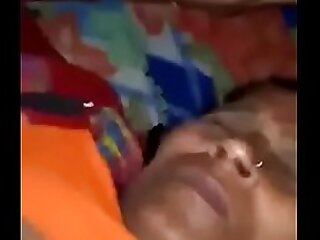 Indian aunt fuck with young relative