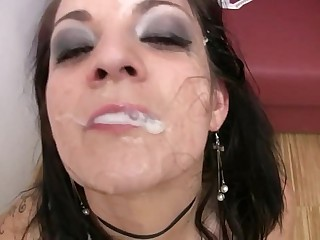Super dirty and extreme blowjob