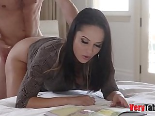 mom lets s. fuck her while reading a magazine