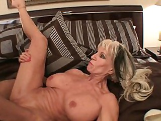 12 inches of HOT CHOCOLATE COCK for Valentine's Day  Sally D'angelo Stallion  BBC  Interracial   married wife