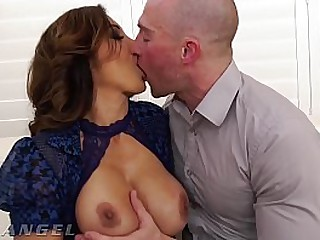 Hot Married Woman Seduces y. Coworker