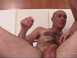 Buggering his best friends wife behind his back